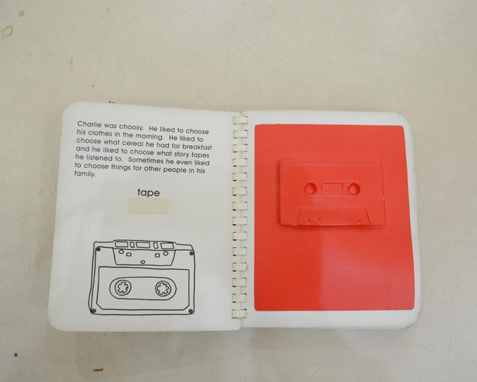 Tactile Book for Visually Impaired Children 6